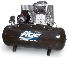 Obrázek Kompresor LLD 300-5,5 F/ 14 bar Long Live Industrial Fiac