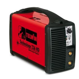 Obrázek Svařovací invertor Telwin Technology 236 HD