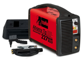 Obrázek Svařovací invertor Advance TIG 227 MV/PFC DC/LIFT s kabely Telwin