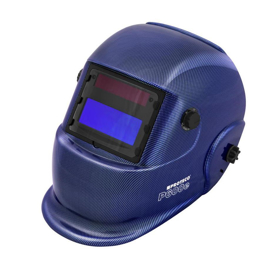 Obrázek Samostmívací svářecí kukla solar modrá