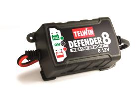 Obrázek Nabíječka gelových baterií Defender 8 6/12 V Telwin