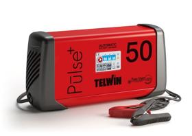 Obrázek Microprocesorová nabíječka Pulse 50 Telwin