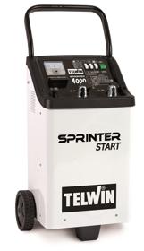 Obrázek Startovací vozík - Sprinter 4000 Start Telwin