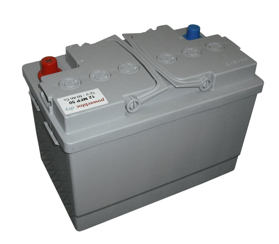 Obrázek Akumulátor 12 MFP 50 - 12V 50Ah