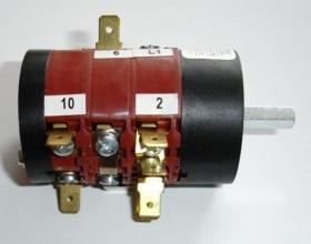 Obrázek Přepínač proudového rozsahu Einhell