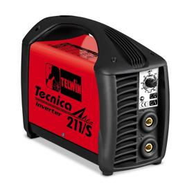 Obrázek Svářecí invertor Tecnica 211/S bez kabelů