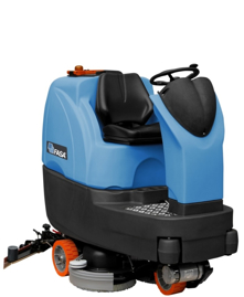 Obrázek pro kategorii Podlahové mycí stroje se sedící obsluhou
