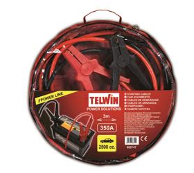 Obrázek Startovací kabely 350 A Telwin 802747