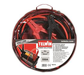 Obrázek Startovací kabely 550 A Telwin