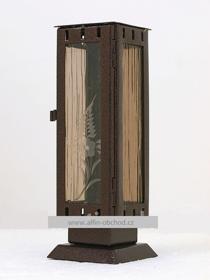Obrázek Lampa na pomník - mini - staroměď