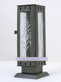 Obrázek Svítilna na postavení - mini - starostříbro