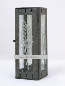 Obrázek Svítilna na pomník závěsná mini - starostříbro