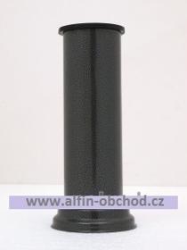 Obrázek Váza kulatá se svíčkou na postavení starostříbro