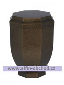 Obrázek Pohřební urna starozlato