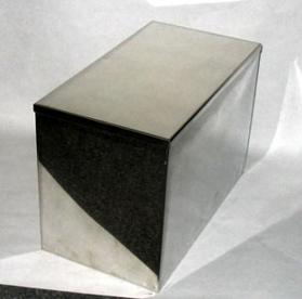 Obrázek Schránka na 2 urny nerezová