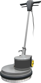 Obrázek Mycí a leštící stroj na podlahu ODM-R 45G 16-130 FASA