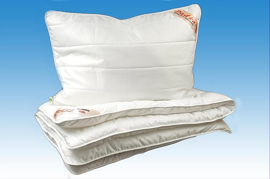 Obrázek pro kategorii Prošívané deky, polštáře, přikrývky