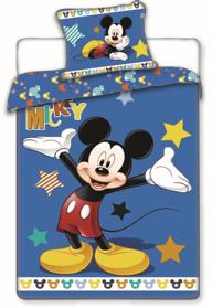 Obrázek Povlečení Mickey star 140x200, 70x90 cm