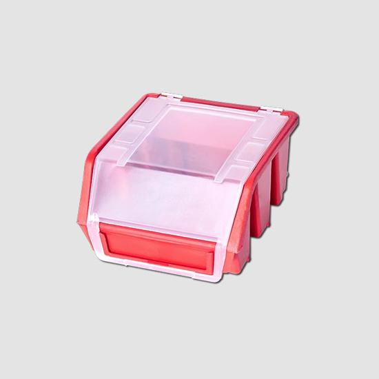 Obrázek z Plastová krabička uzavřená 116x112x75mm na stěnu