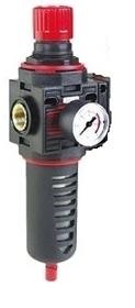 """Obrázek Regulátor tlaku 1/2""""F s manometrem a  filtrací Fiac"""