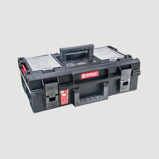 Obrázek z Box plastový pro aku nářadí PROFI Qbrick 200