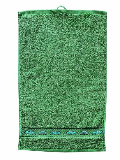 Obrázek z Dětský ručník Kids 30x50 cm green