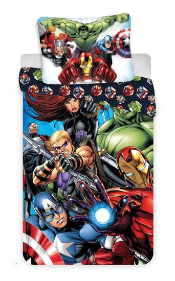 Obrázek z Povlečení Avengers 03 140x200, 70x90 cm
