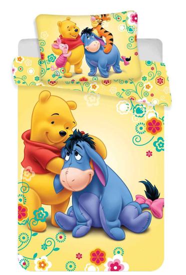 Obrázek z Disney povlečení do postýlky WTP baby 100x135, 40x60 cm