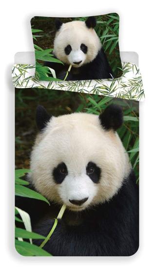 Obrázek z Povlečení fototisk Panda 02 140x200, 70x90 cm