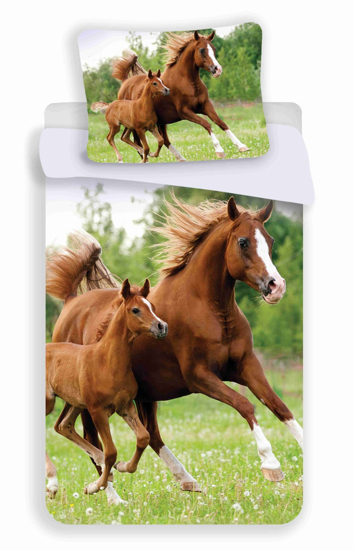 Obrázek z Povlečení fototisk Horse 04 140x200, 70x90 cm
