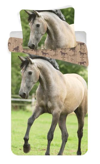 Obrázek z Povlečení fototisk Horse western 140x200, 70x90 cm