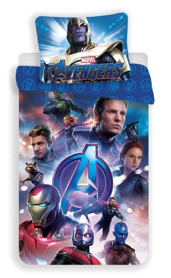 Obrázek z Povlečení Avengers Endgame 140x200, 70x90 cm