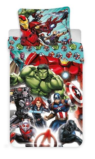 Obrázek z Povlečení Avengers Comics 140x200, 70x90 cm