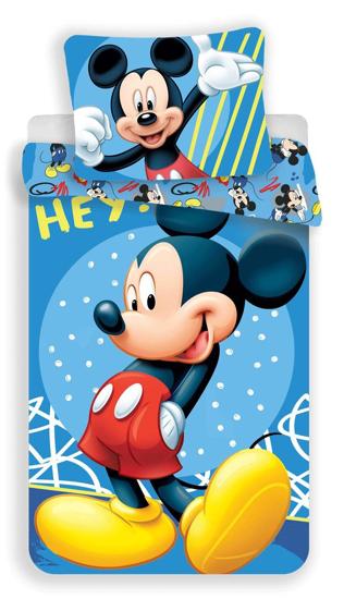 Obrázek z Povlečení Mickey 043 hey 140x200, 70x90 cm