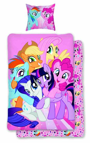Obrázek z Povlečení My Little Pony 091 140x200, 70x90 cm