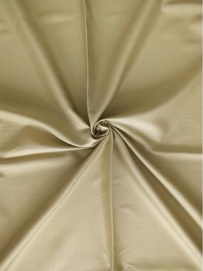 Obrázek z Povlečení satén béžová 240x200 cm povlak