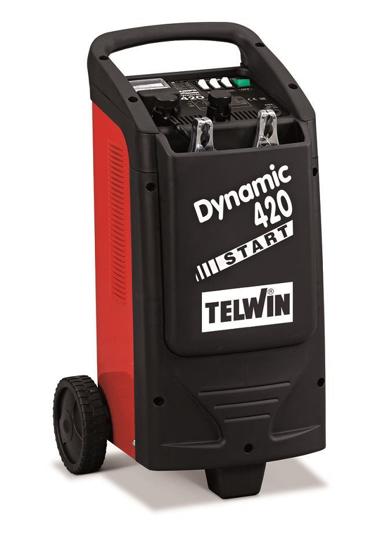 Obrázek z Startovací vozík Dynamic 420 Start Telwin
