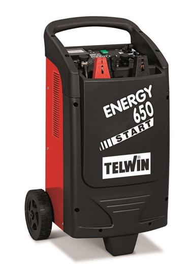 Obrázek z Startovací vozík s nabíječkou Energy 650 Start Telwin