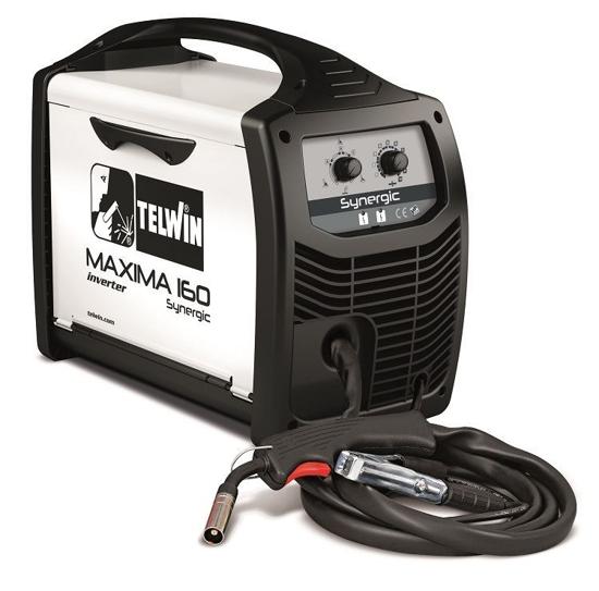 Obrázek z Svářecí invertor CO2 Maxima 160 Synergic Telwin