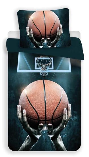 Obrázek z Povlečení fototisk Basketball 140x200, 70x90 cm