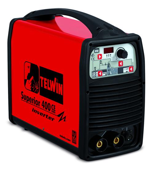 Obrázek z Svařovací invertor Superior 400  CE VRD Telwin