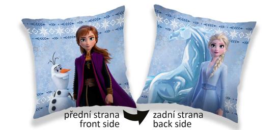 Obrázek z Polštářek Frozen 2 sides 40x40 cm