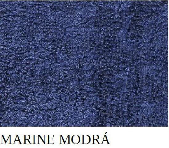 Obrázek z Osuška Viola marine modrá 70x140 cm