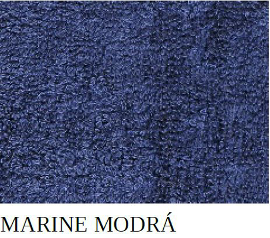 Obrázek z Ručník Viola marine modrá 50x100 cm