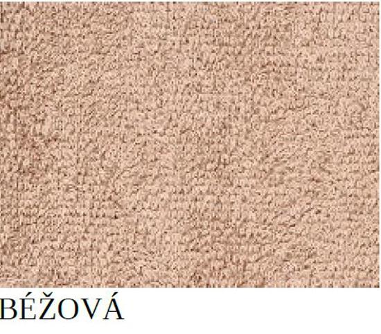 Obrázek z Osuška Viola  béžová 70x140 cm
