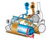 Obrázek z Mycí stroj na podlahu Sprinter Lavor