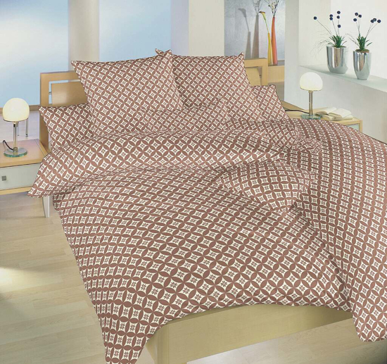 Obrázek z Povlečení bavlna Roma nugát 40x50 cm povlak