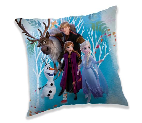 Obrázek z Polštářek Frozen 2 blue 40x40 cm