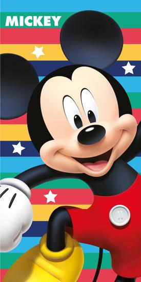 Obrázek z Osuška Mickey cool 70x140 cm