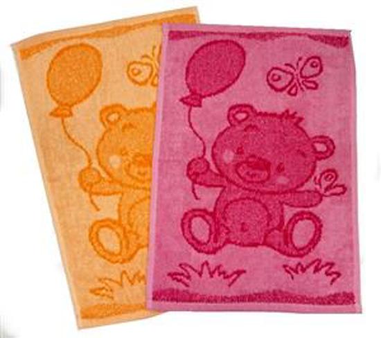 Obrázek z Dětský ručník Bear 30x50 cm